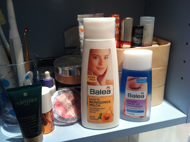 Faschingsschminke Abschmink-Favoriten: Reinigungsmilch und Augen-Make-up-Entferner