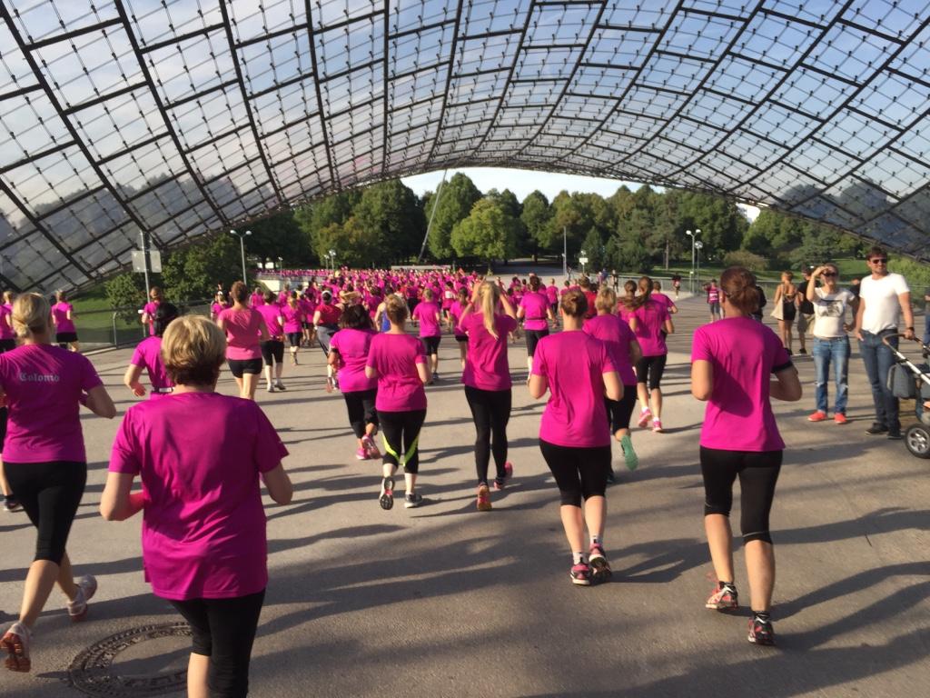 Lauftraining Erfolg ernten beim women's run healthandthecity.de
