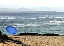Sommergrippe: Kann von vind an einem heißen Strandtag ausgelöst werden