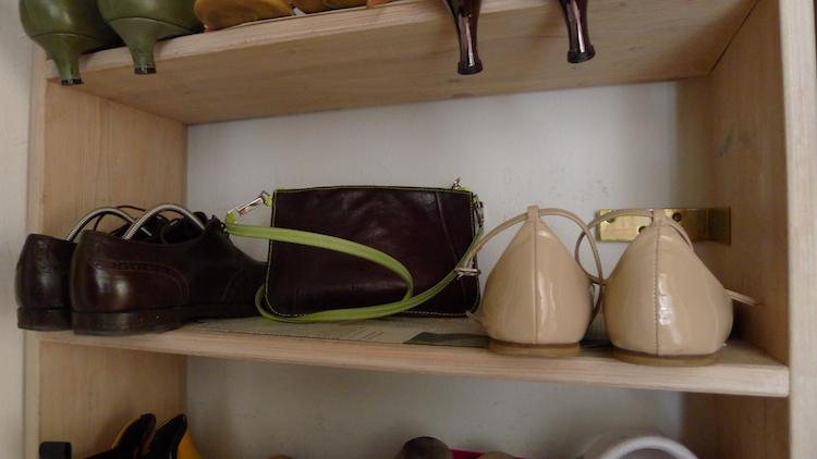 Ungewöhnliche Upcycling-Ideen Aus Schuhen wird eine Handtasche healthandthecity.de