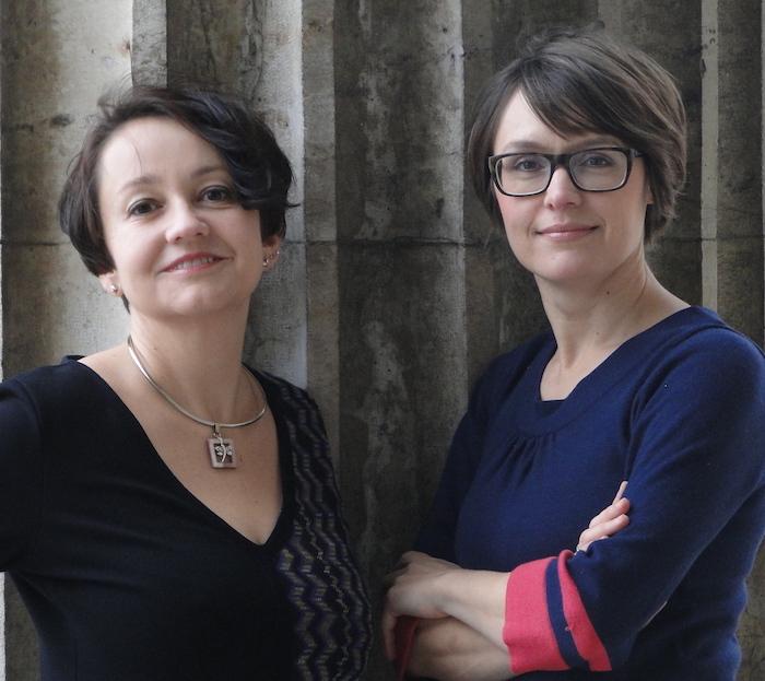Alexandra von Knobloch und Nadja Katzenberger