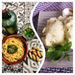 Leckere, schnelle Minze Rezepte: Pesto und Sorbet