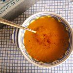 Möhren-Ingwer-Suppe: Kalorienarm, vegan, frisch